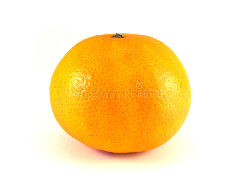 Delicious Mandarin orange stock photos