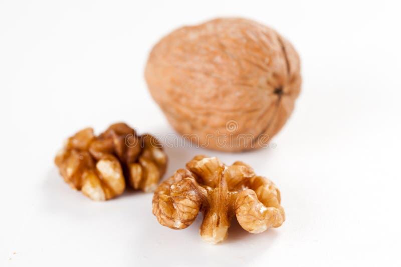 Delicious nut snack royalty free stock photos