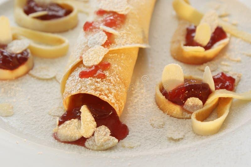 Download Delicious Pancake Made For Pancake Day Stock Image - Image: 10735469