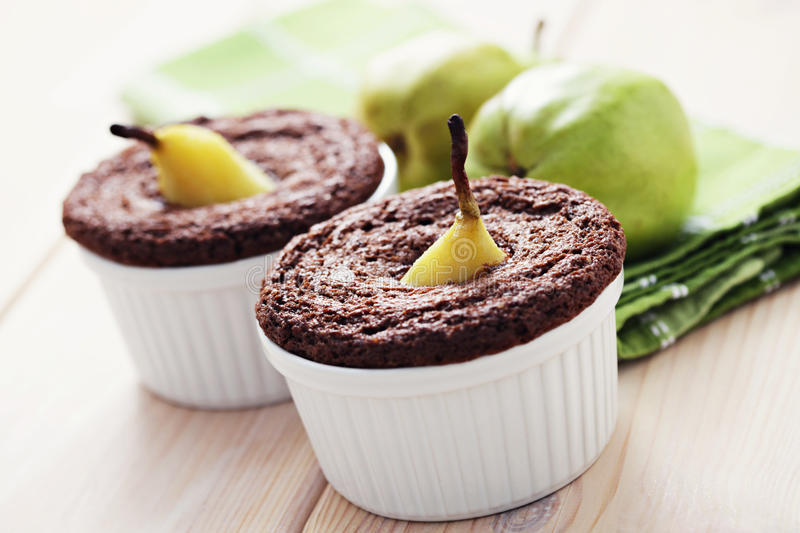 Delicious pear stock images