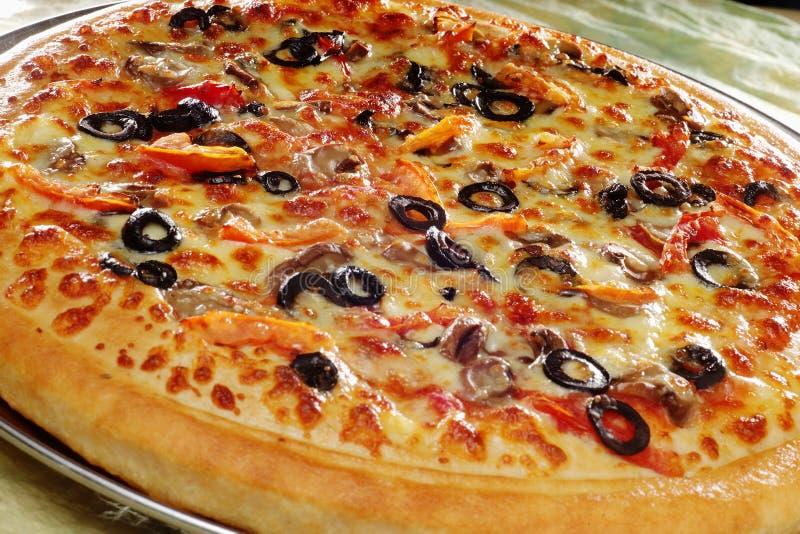 Delicious_pizza lizenzfreies stockfoto