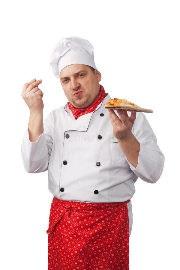 Download Delicious pizza stock image. Image of culture, person - 30748423