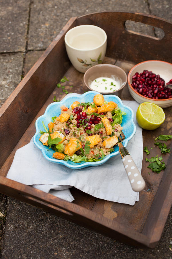 Delicious Salad Royalty Free Stock Images