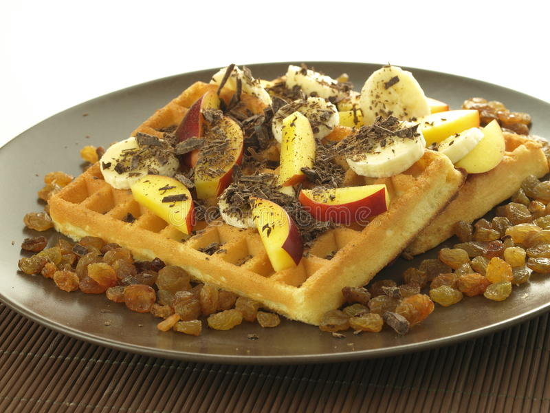 Download Delicious Waffles Royalty Free Stock Photo - Image: 26001665