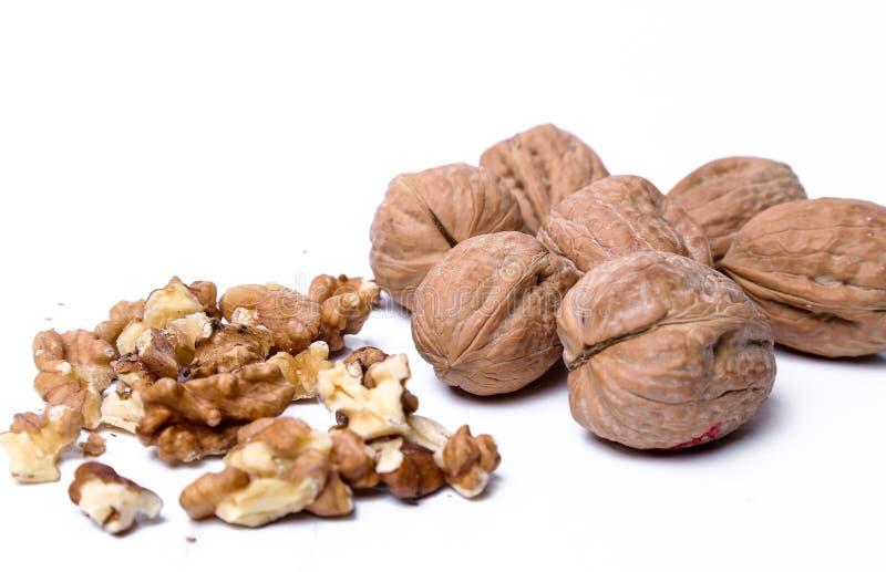 Delicious walnut royalty free stock image