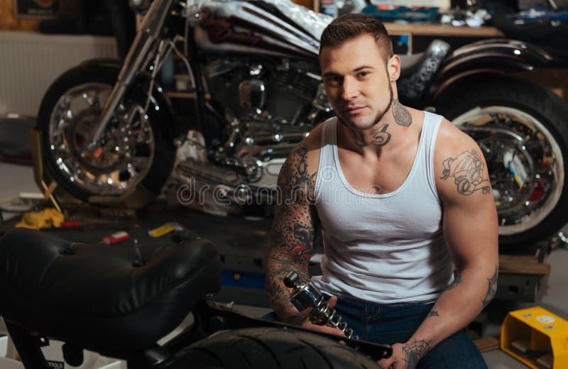 Biker tattoo Top 73