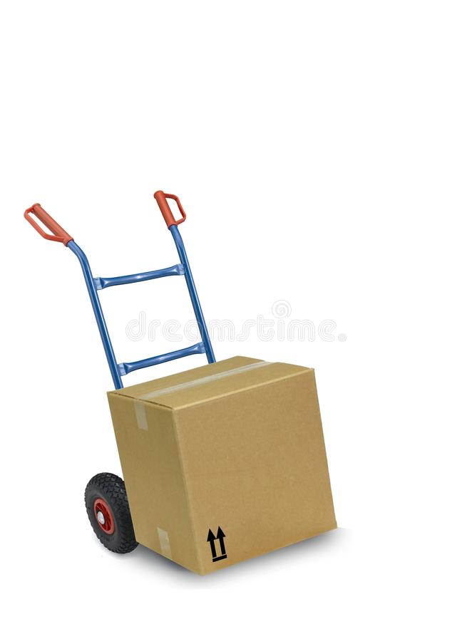 Download Delivery stock illustration. Image of truck, shopping - 14914273