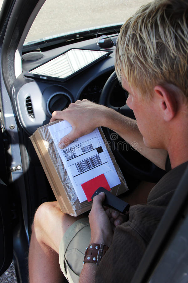 Download Delivery stock photo. Image of person, transport, postal - 20988986