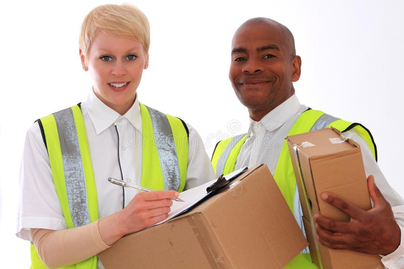 Delivery royalty free stock photos