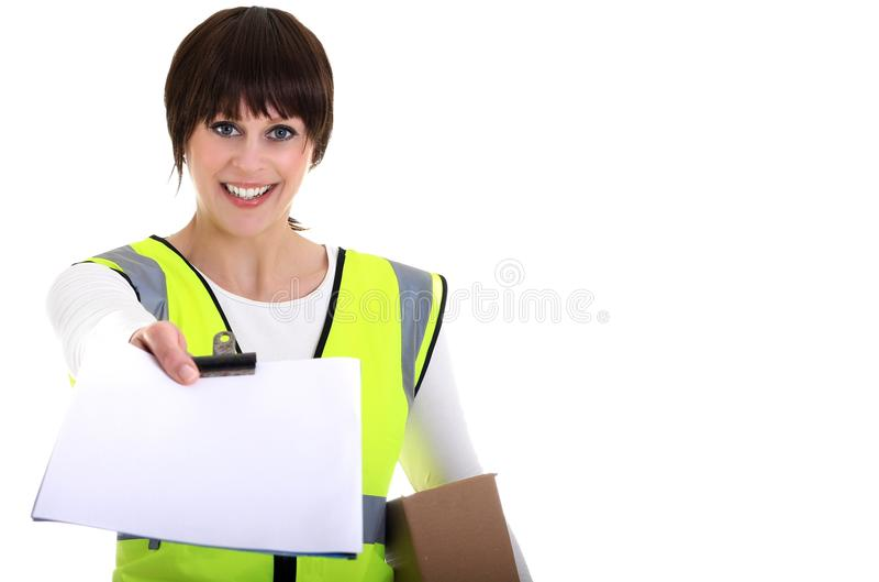 Download Delivery stock image. Image of clip, delivering, back - 24328897