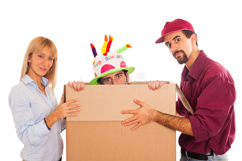 Download Delivery boy stock image. Image of delivery, background - 17405309