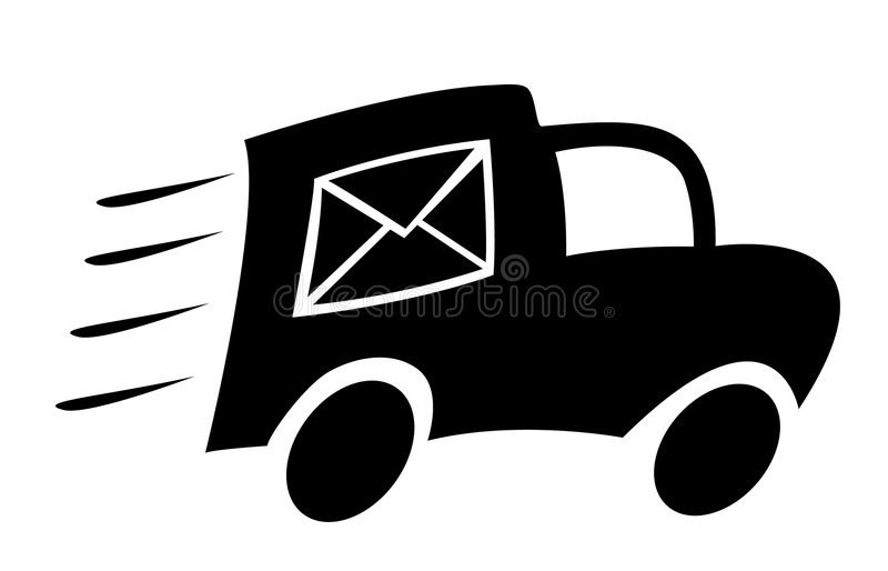 Download Delivery Car Royalty Free Stock Image - Image: 8557296