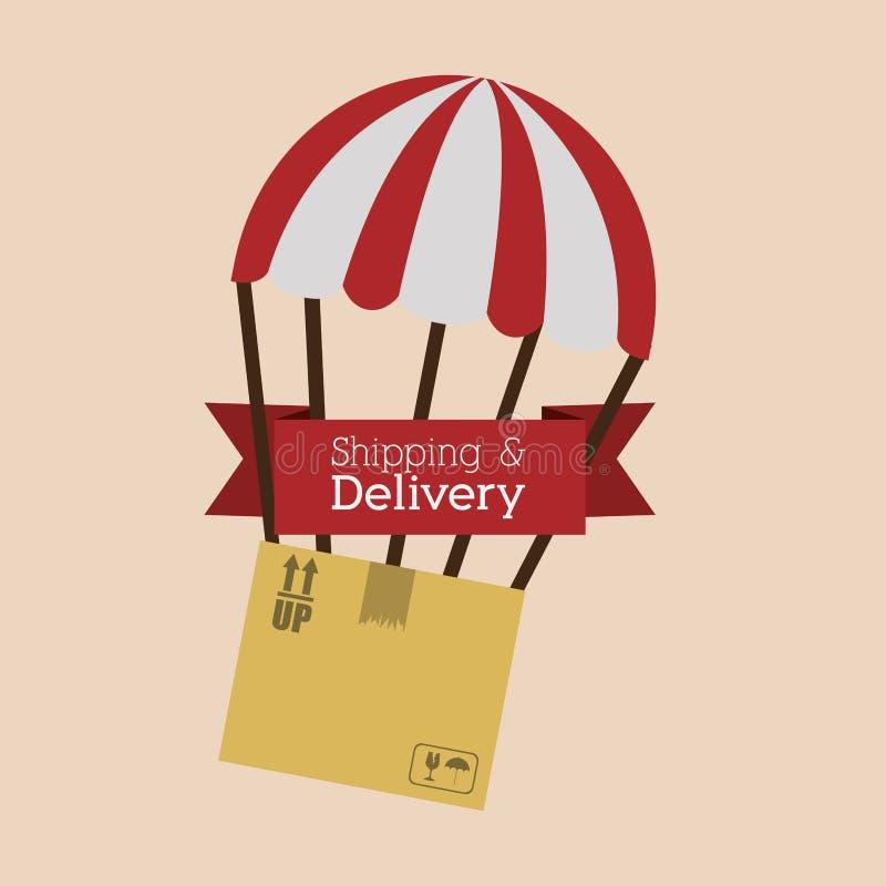 Delivery design vector illustration