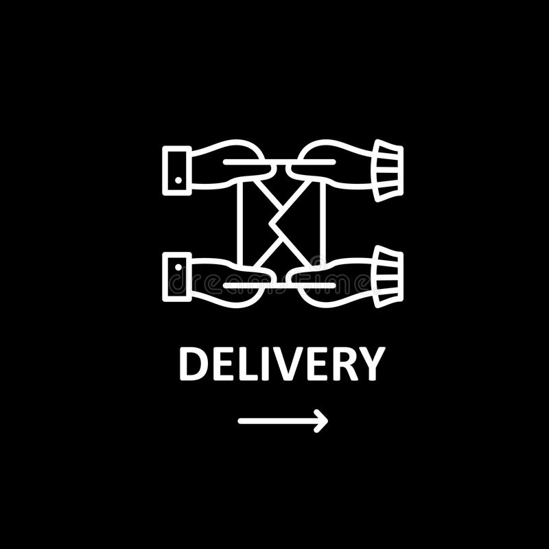 A delivery of letter stock images