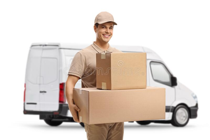 4,046 Delivery Man Van Photos - Free & Royalty-Free Stock Photos from Dreamstime