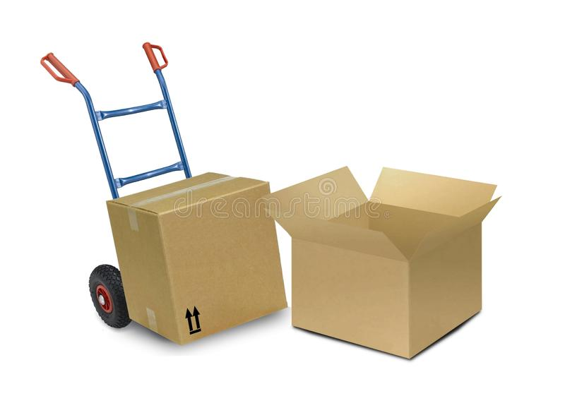 Download Delivery Service Royalty Free Stock Photography - Image: 14946897