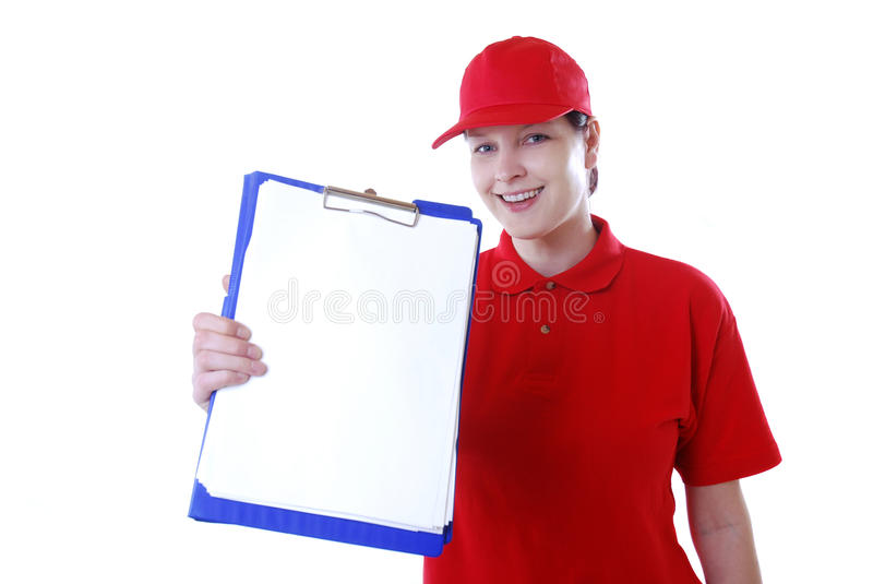 Delivery Service Stock Photography