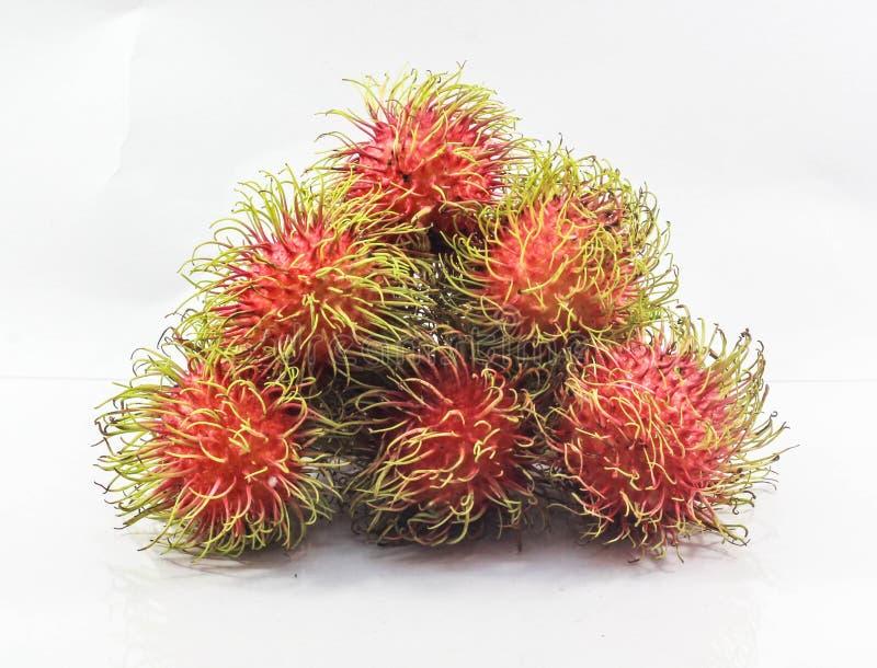 _ delizioso, dieta del Rambutan immagine stock libera da diritti