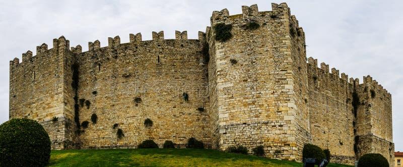 Dell'Imperatore de Castello en Prato, Italia imagen de archivo
