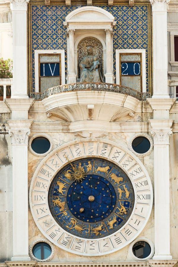 Dell'Orologio di Torre fotografia stock libera da diritti