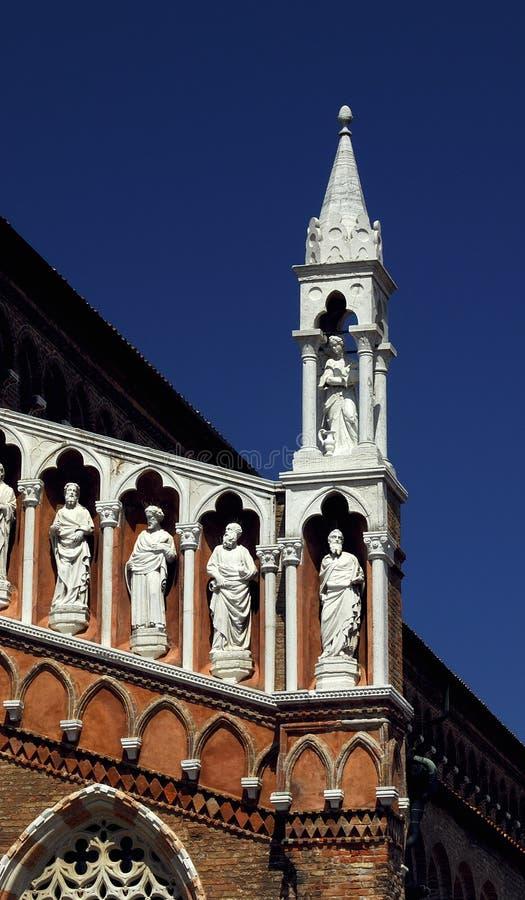 dell'Orto de Veneza - de Madonna fotografia de stock royalty free