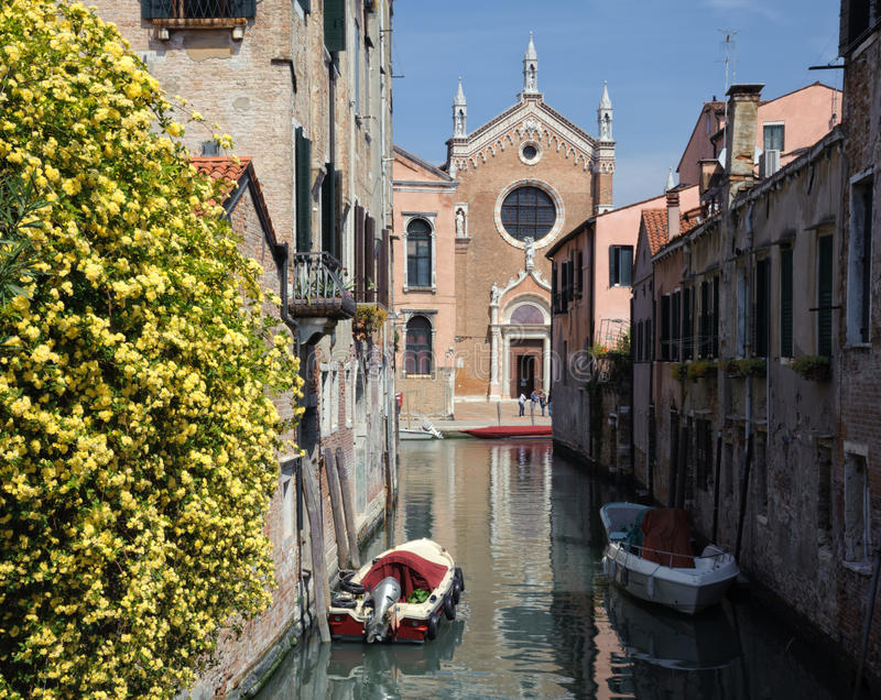 Dell'Orto Madonna церков стоковое фото
