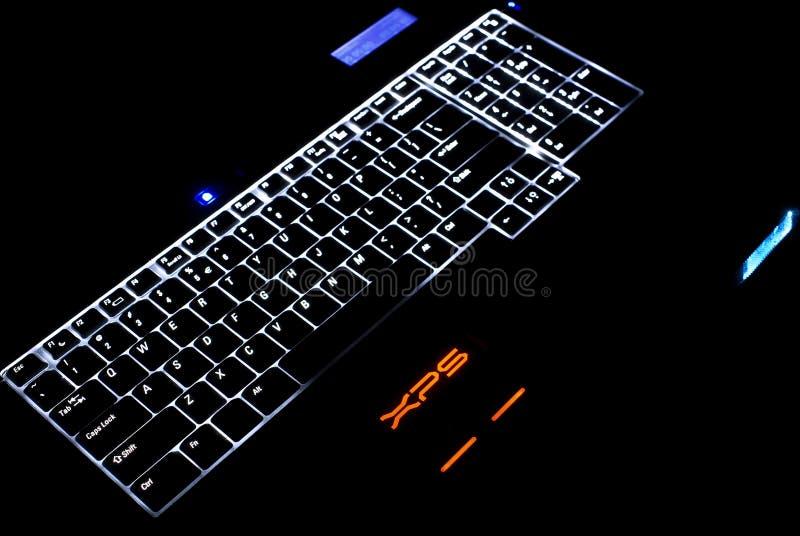 Dell XPS stock afbeeldingen