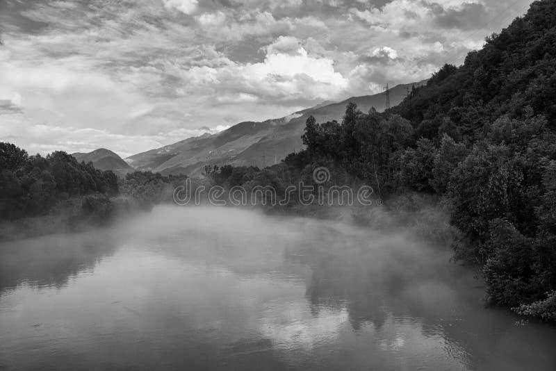 Della la Valteline Lombardie, Italie de Sentiero photographie stock libre de droits