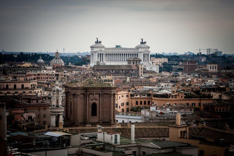 Della Patria de Altare, torre de Militian imagens de stock royalty free