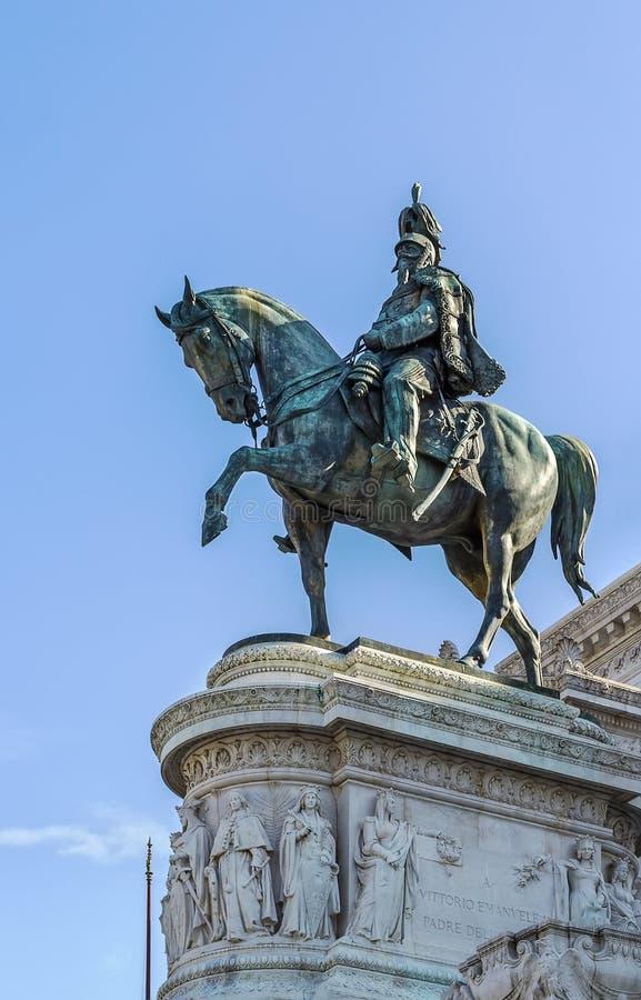 Della Patria, Roma di Altare fotografie stock libere da diritti