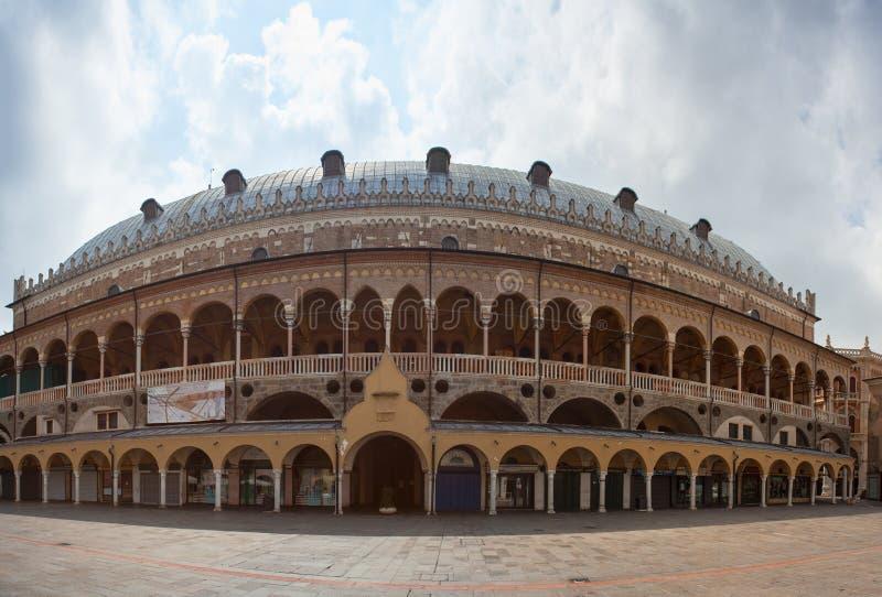 Della Ragione de Palazzo image stock