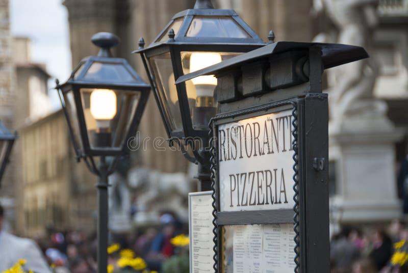 Della Signoria, Firenze della piazza immagine stock libera da diritti