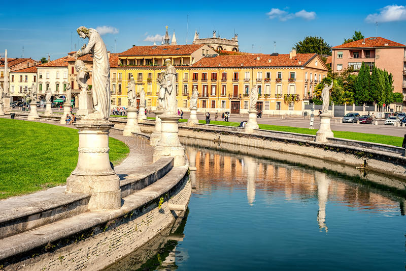 Della valle de Prato foto de stock royalty free