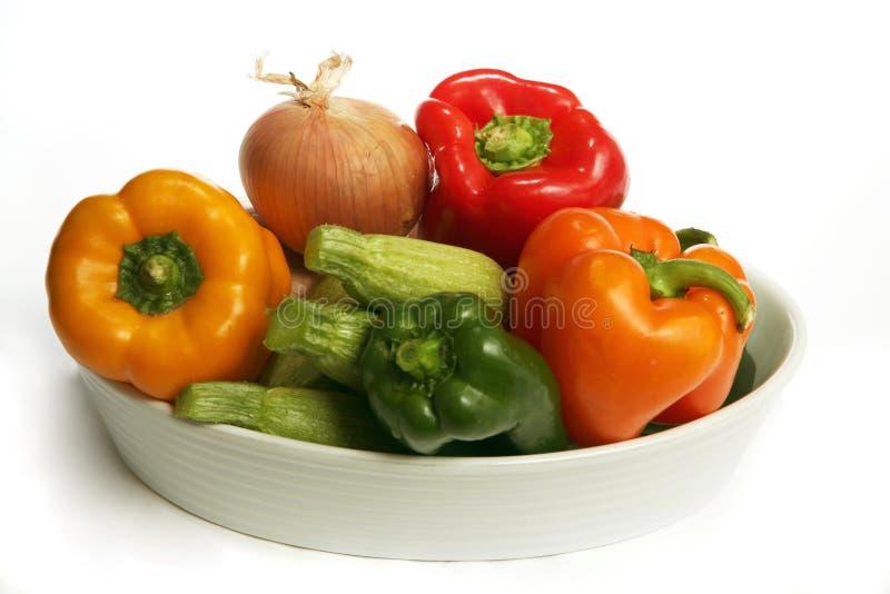 Della verdura vita ancora immagine stock