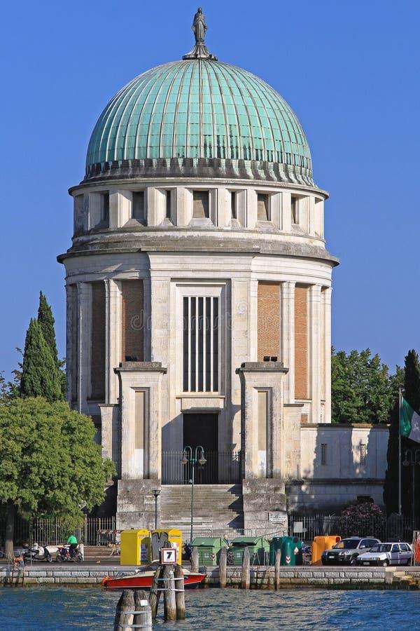Della Vittoria Lido της Σάντα Μαρία στοκ φωτογραφία με δικαίωμα ελεύθερης χρήσης