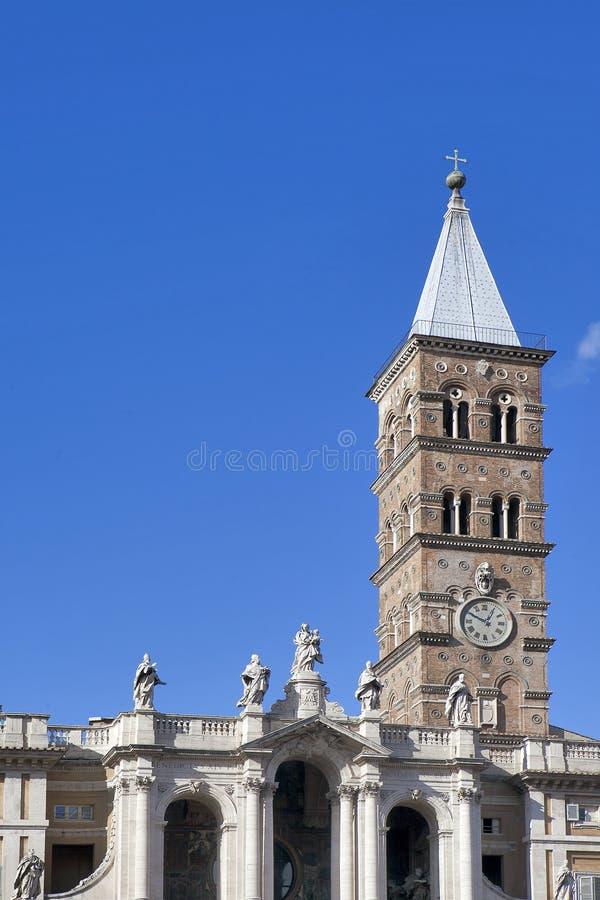 Delle Naiadi de Fontana et basilique de Martiri de dei des angélus e de degli de Santa Maria à Rome, Italie photographie stock