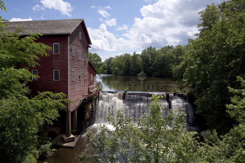 Dells Mill royalty free stock photography