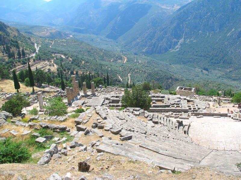 Download Delphi стоковое фото. изображение насчитывающей зодчества - 1185000