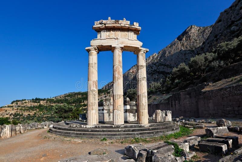 Delphi, Greece fotografia de stock royalty free