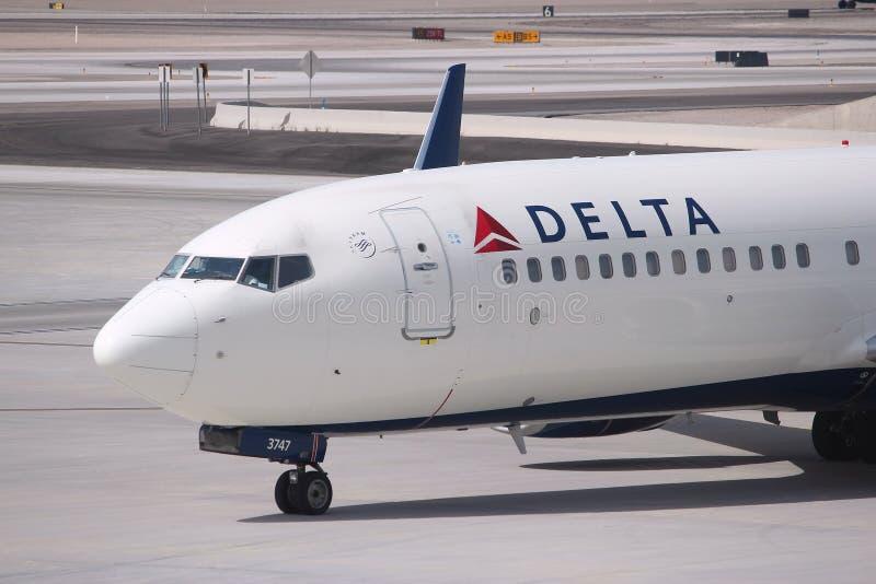 Delta Airlines стоковые фото