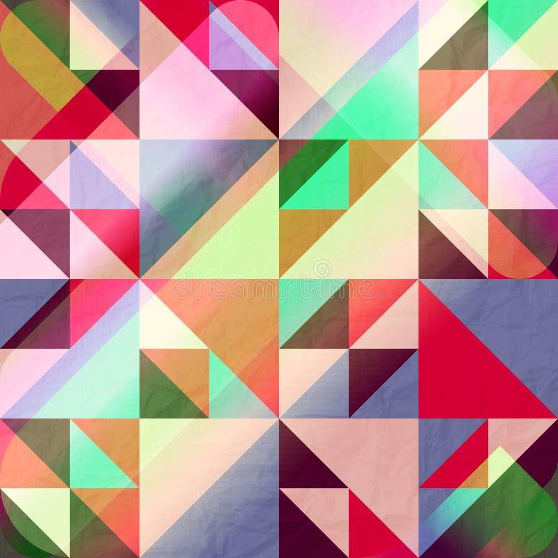 Download Delta colorido stock de ilustración. Ilustración de pink - 41900188