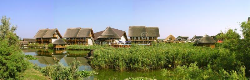 Delta de Danúbio fotografia de stock royalty free