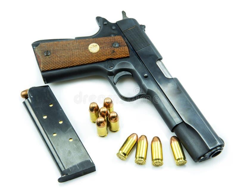Delta-der Auslese series80 des Colt-Kennzeichen-IV Regierung m1911 stockfotos
