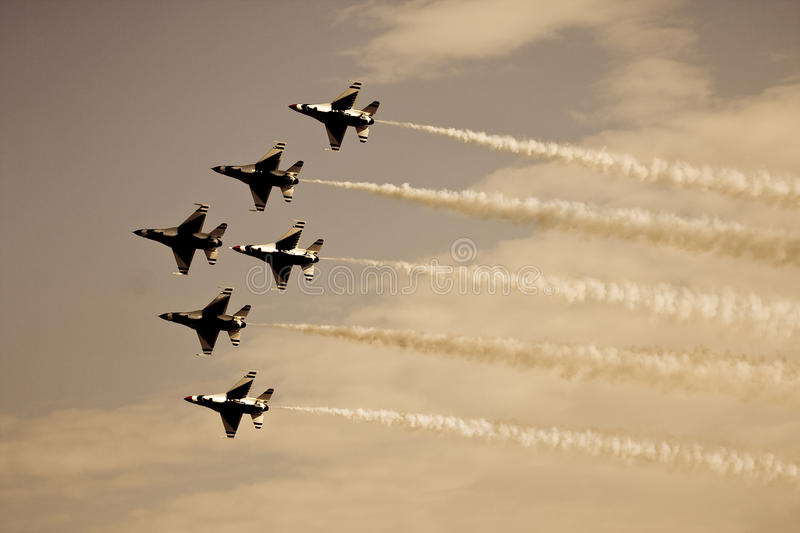 Delta Formation stock images