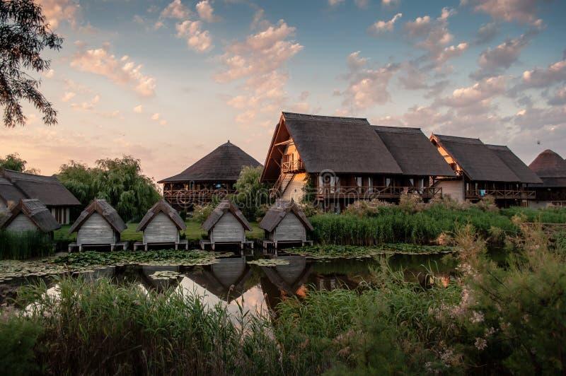 Delta-Sf de Danúbio Gheorghe fotos de stock royalty free