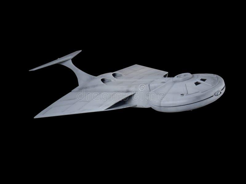 Delta Starship um imagens de stock royalty free