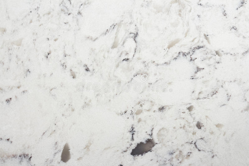 Delta White quartz counter macro texture stock images