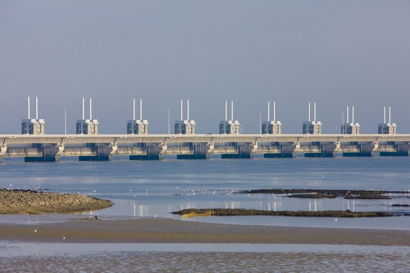 Delta, Zélande, Pays-Bas photographie stock libre de droits
