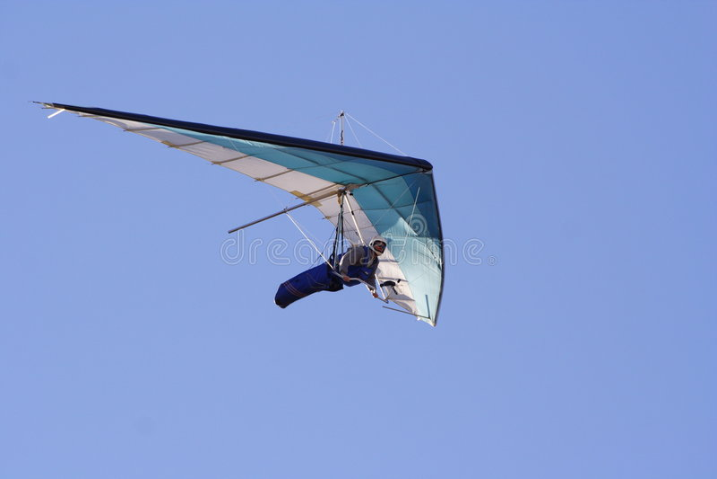 Deltavlieger royalty-vrije stock foto's