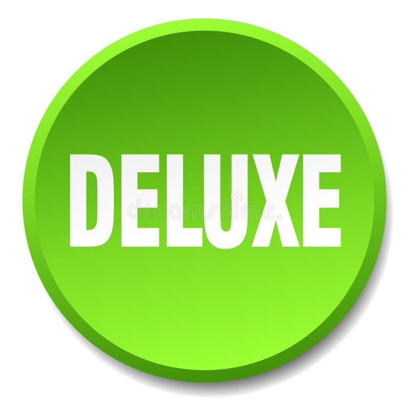 deluxe button stock illustration
